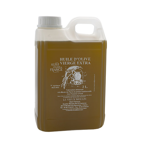 Huile d'olive Vierge Extra 2L